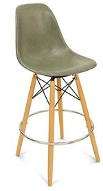 A Barstool Side Chair Swivel Case Study Modernica Swivel Barstool