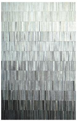 Fade Leather Area Rug Linie Design Leather Rugs