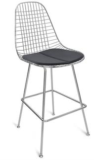 Modernica Case Study Wire Chair H Base Bar Stool Modernica Stool