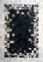 Area Rug Manolas Rug Leather Linie Design Area Rug