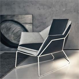 Lounge Chair New York Armchair Saba Italia Furniture