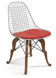 Wire Chair Modernica Prince Charles Wire Chairs