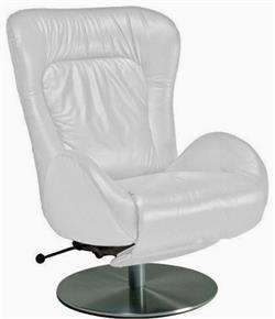 Lafer Amy Recliner DISCONTINUED Modern Swivel Amy GL Recliner Chair