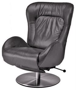 Recliner Amy DISCONTINUED Lafer Reclining Chair Leather