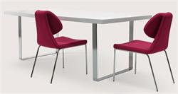 Gakko Chair Metal Base - Soho Concept Dining Chair Side Chair