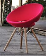 Soho Concept Crescent MW Dowel Chair Dining Chair