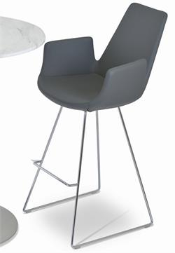 Eiffel Arm Wire Barstools Counter Stools Soho Concept
