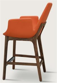 An Eiffel Wood Armchair Stool Soho Concept Eiffel Wood Barstool