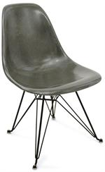 Eiffel Wire Base Eames Style DSR Chair by Modernica