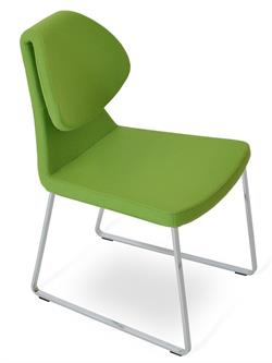 Soho Concept Gakko Slide Dining Chair Restaurant Chair