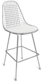 Barstool HBase Wire Seat Modernica Case Study Bar Stool