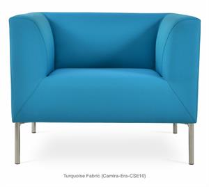 A Laguna Armchair by Soho Concept Modern Lounge Chair