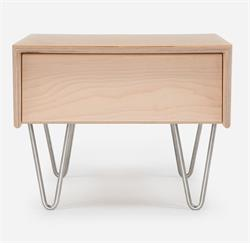 Case Study VLeg Bedside Table Modernica Nightstand
