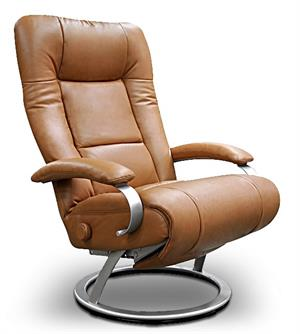 Lafer Olivia Recliner Chair Modern Swivel Recliner
