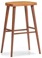Salix Bar Height Stool Counter Height Stool  Greenington Stools