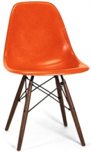 A Case Study Side Shell Dowel Chair Modernica Shell Chairs