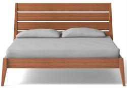 Bed Sienna Platform Bed Greenington Bamboo Bedroom Furniture